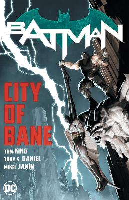 Batman: City of Bane: The Complete Collection book