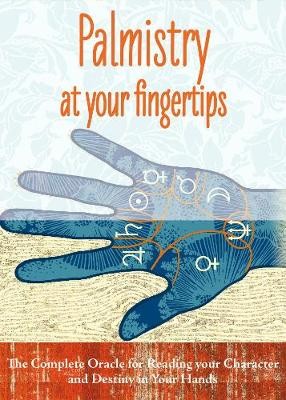Palmistry at your Fingertips by Johnny Fincham