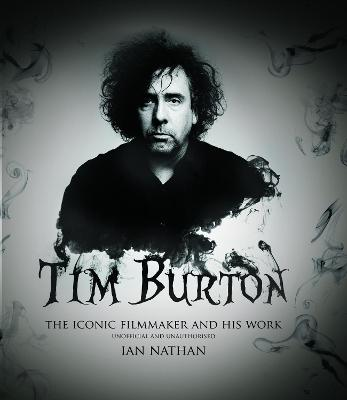 Tim Burton book