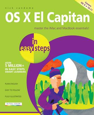 OS X El Capitan in easy steps by Nick Vandome