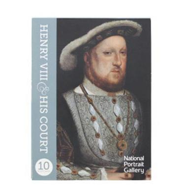 Henry VIII & His Court: 10 Postcards book