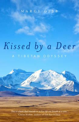 Kissed By A Deer by Margi Gibb