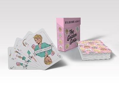 Golden Girls Playing Cards by Chantel de Sousa