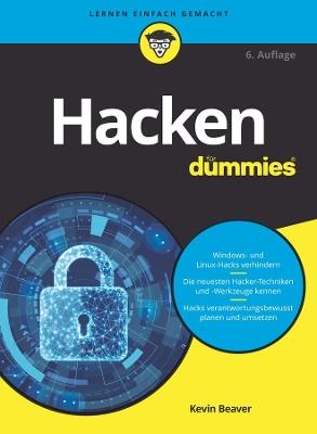 Hacken fur Dummies book