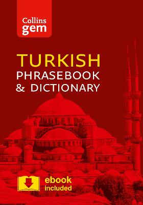 Collins Turkish Phrasebook and Dictionary Gem Edition by Collins Dictionaries
