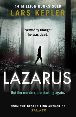 Lazarus (Joona Linna, Book 7) by Lars Kepler