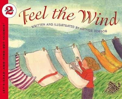 Feel the Wind book
