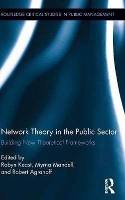 Network Theory in the Public Sector book