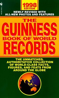 The Guinness Book of World Records by Guinness World Records