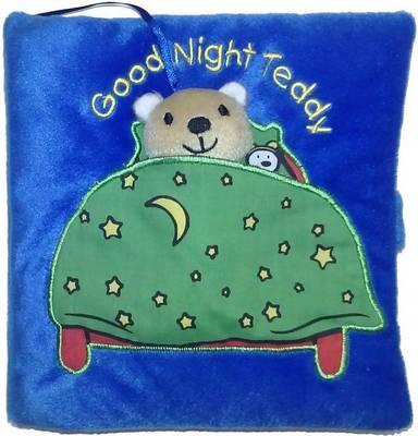 Good Night, Teddy by Francesca Ferri