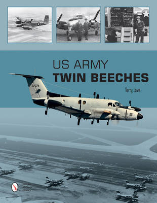 US Army Twin Beeches book