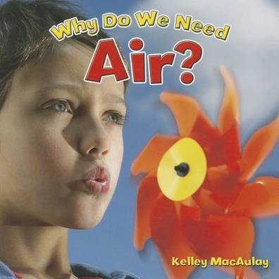 Why Do We Need Air? by Kelley MacAulay
