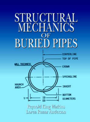 Structural Mechanics of Buried Pipes by Reynold King Watkins