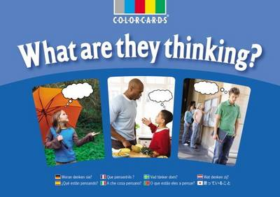 What are They Thinking?: Colorcards by Speechmark