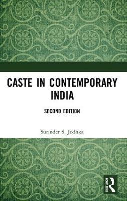 Caste in Contemporary India by Surinder S. Jodhka