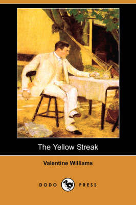 Yellow Streak (Dodo Press) book