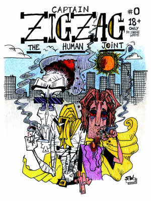 Captain Zig Zag / Black Lungs the Cat by Shane White