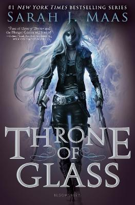 Throne of Glass book