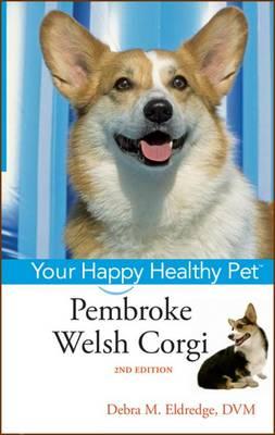 Pembroke Welsh Corgi by Debra M. Eldredge