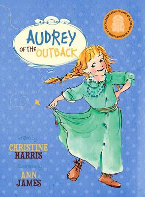 Audrey of the Outback by Christine Harris