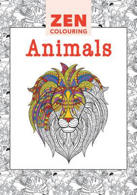 Zen Colouring - Animals by Gmc Editors