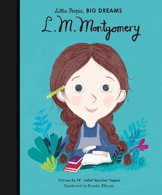 L. M. Montgomery by Isabel Sanchez Vegara