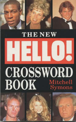 """The New """"Hello!"""" Crossword Book by Mitchell Symons"""