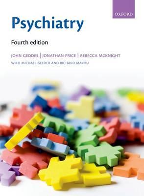 Psychiatry by John Geddes