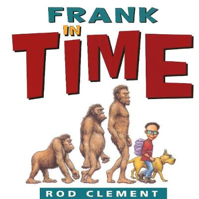Frank In Time book