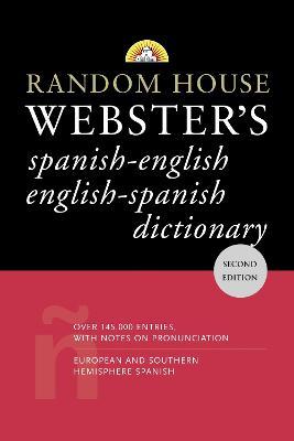 Random House Spanish-Englishenglish-Spanish Dictionary book