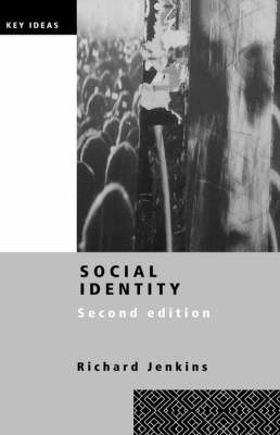 Social Identity by Richard Jenkins