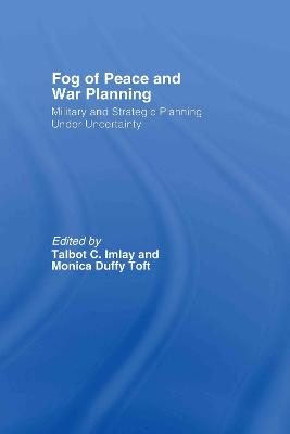 Fog of Peace and War Planning book
