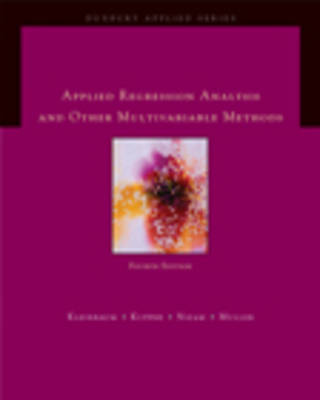 Applied Regression Analysis and Other Multivariable Methods by Keith E. Muller
