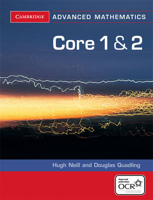 Core 1 and 2 for OCR by Douglas Quadling