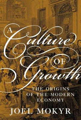 Culture of Growth book