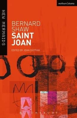 Saint Joan by George Bernard Shaw