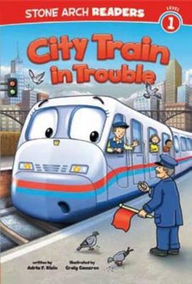 City Train in Trouble book