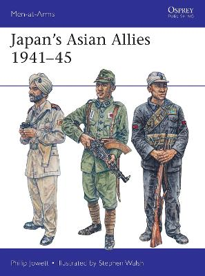 Japan's Asian Allies 1941-45 book