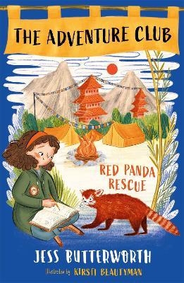 The Adventure Club: Red Panda Rescue book