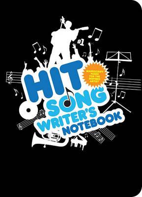Musician's Hit Song Writer's Notebook by Matthew Teacher