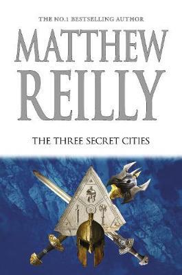 Three Secret Cities book