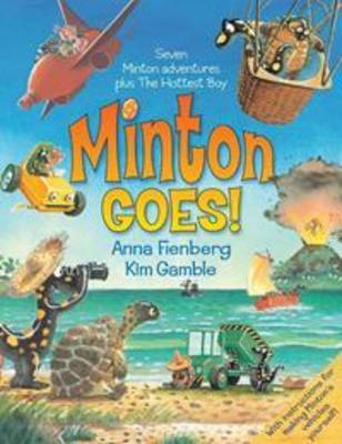 Minton Goes! book