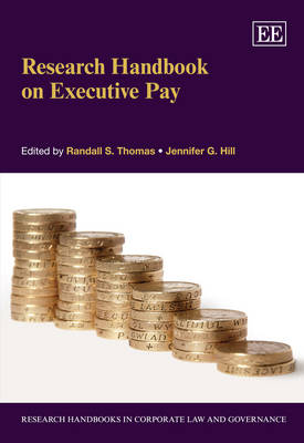 Research Handbook on Executive Pay by Randall S. Thomas