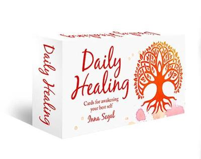 Daily Healing: Cards for awakening your best self book