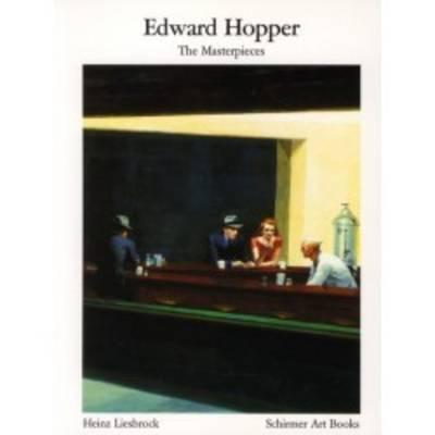 Edward Hopper: Masterpaintings by Heinz Liesbrock