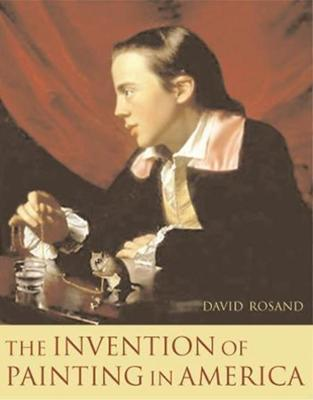 The Invention of Painting in America book