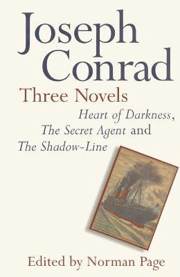 Joseph Conrad: Three Novels book