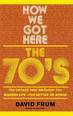 How We Got Here book
