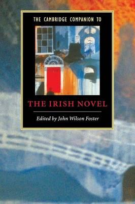 Cambridge Companion to the Irish Novel book