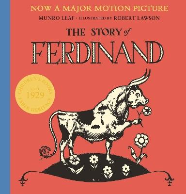 Story of Ferdinand book